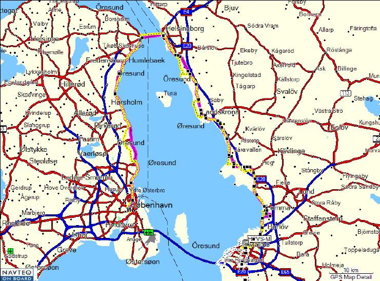 öresund karta Karta östersjön | Inredning av badrummet! öresund karta
